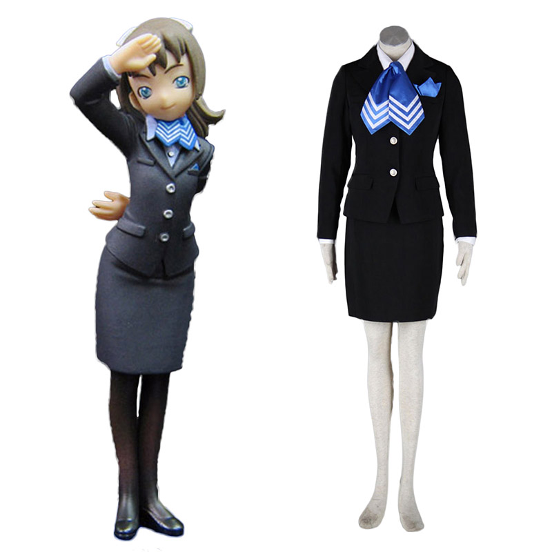 Aviation Uniform Culture Stewardess 10 Cosplay Costumes New Zealand Online Store
