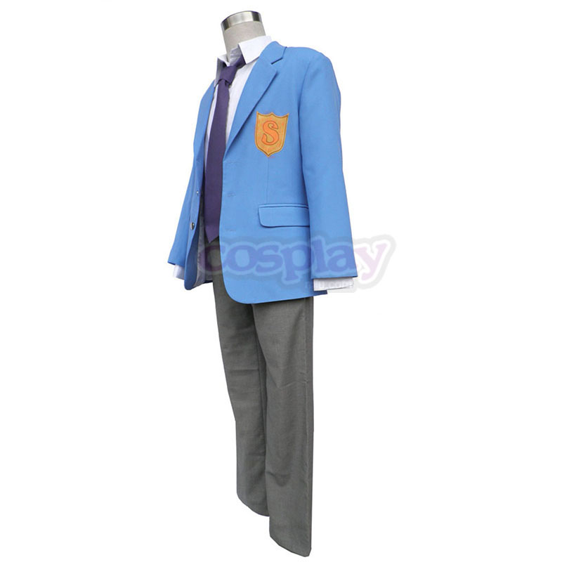 The Springs of Prince Male Uniforms Cosplay Costumes New Zealand Online Store