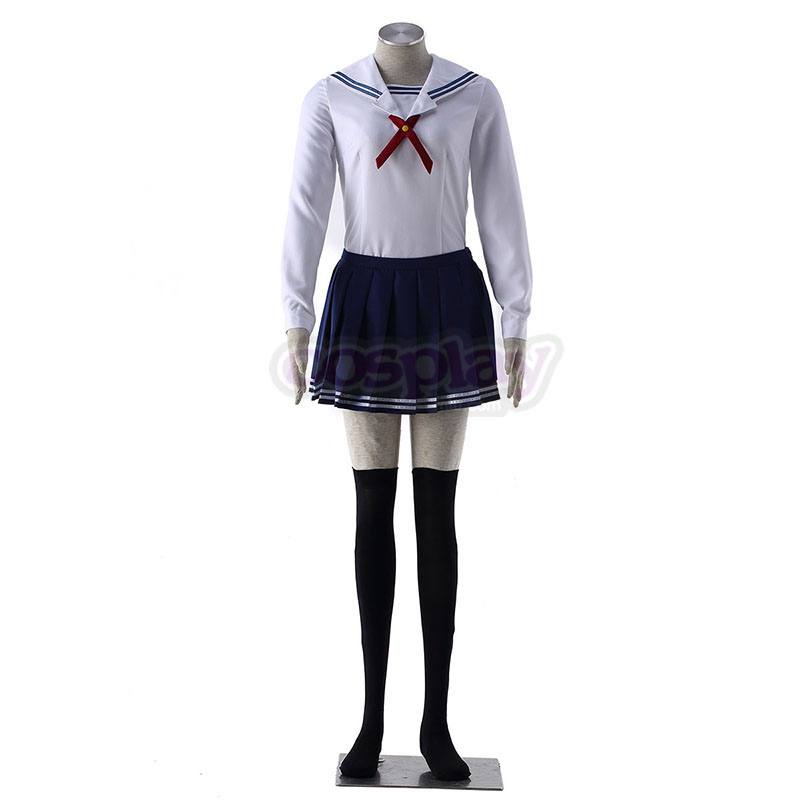 Saekano: How to Raise a Boring Girlfriend Toyogasaki Uniforms Cosplay Costumes New Zealand Online Store