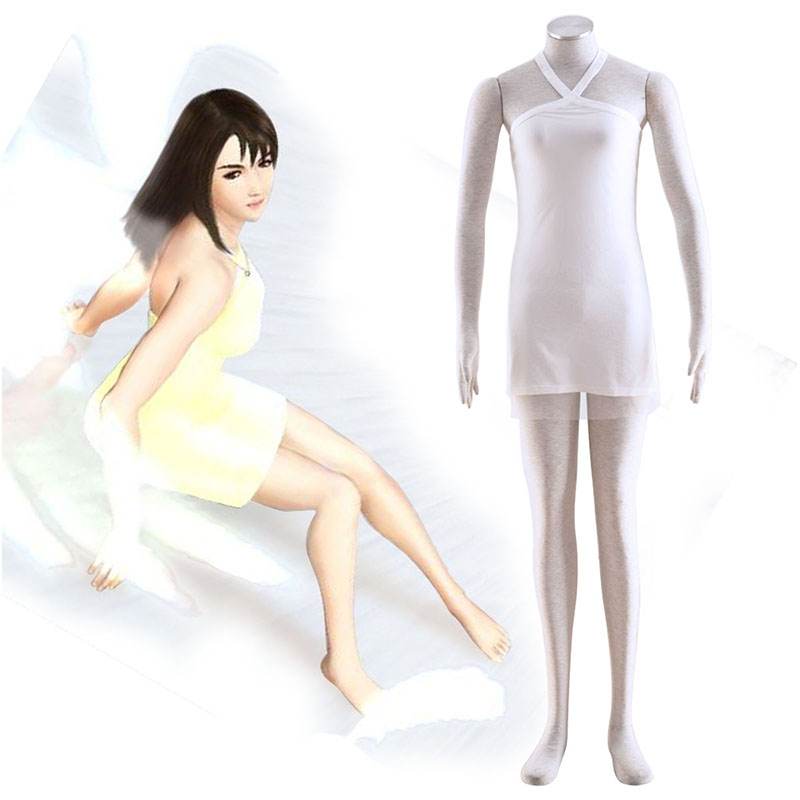 Final Fantasy VIII Rinoa Heartilly 2 Cosplay Costumes New Zealand Online Store