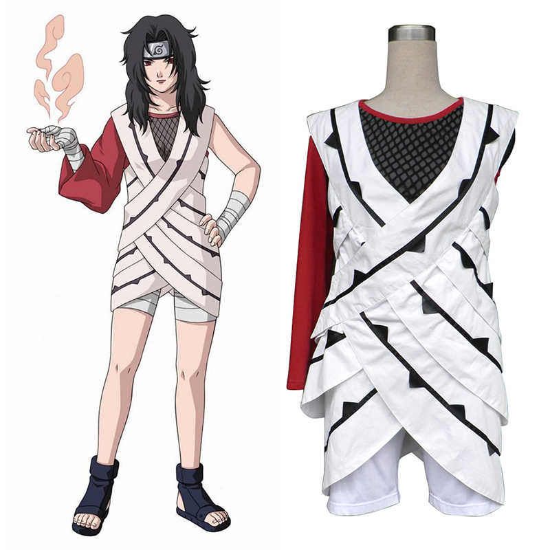 Naruto Kurenai Yuhi 2 Cosplay Costumes New Zealand Online Store