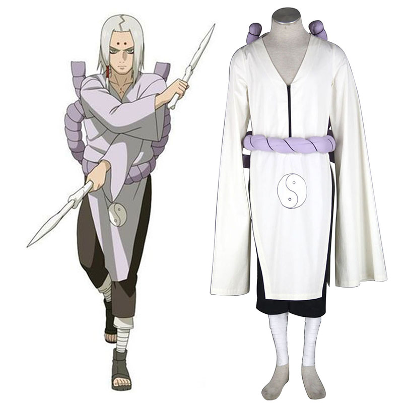 Naruto Kimimaro 1 Cosplay Costumes New Zealand Online Store