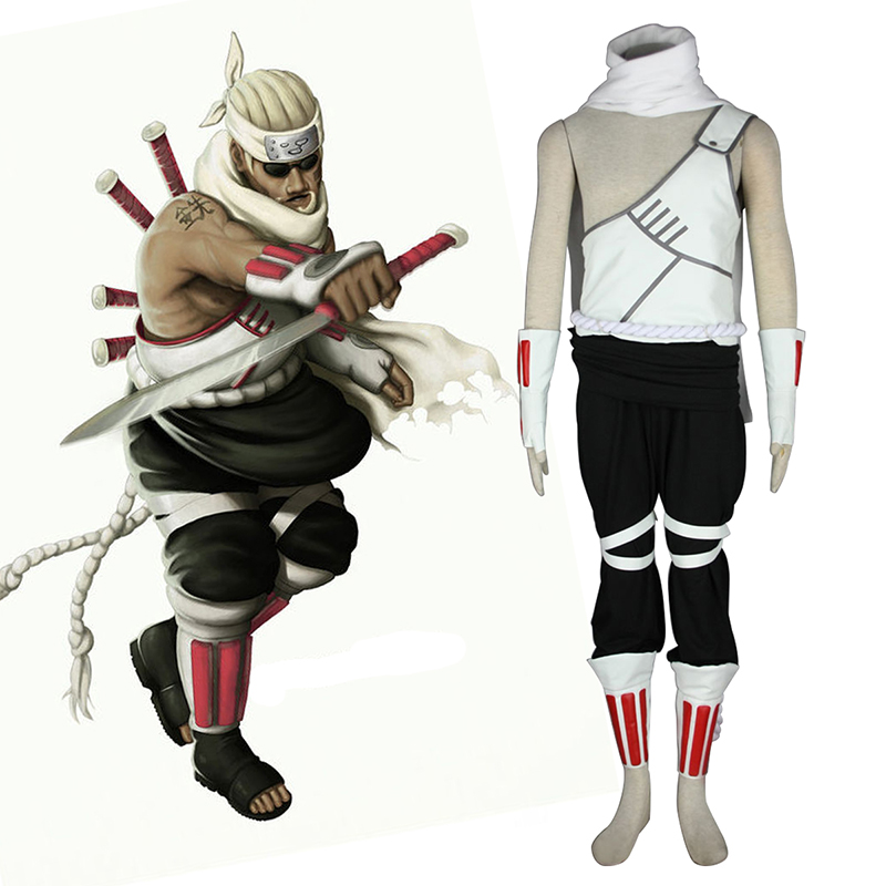 Naruto Killer B 1 Cosplay Costumes New Zealand Online Store