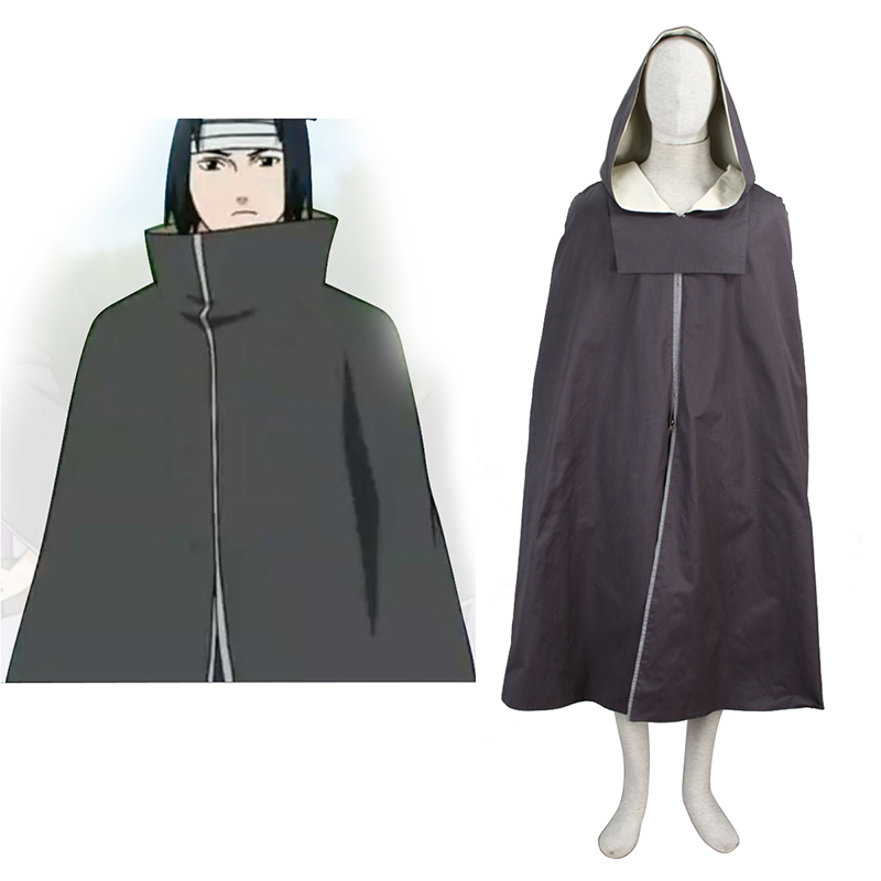 Naruto Taka Organization Cloak 1 Cosplay Costumes New Zealand Online Store