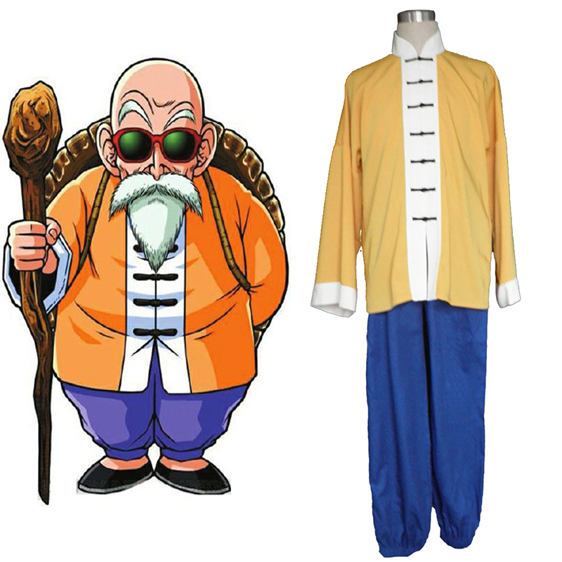 Dragon Ball Kame-Sennin 1 Cosplay Costumes New Zealand Online Store