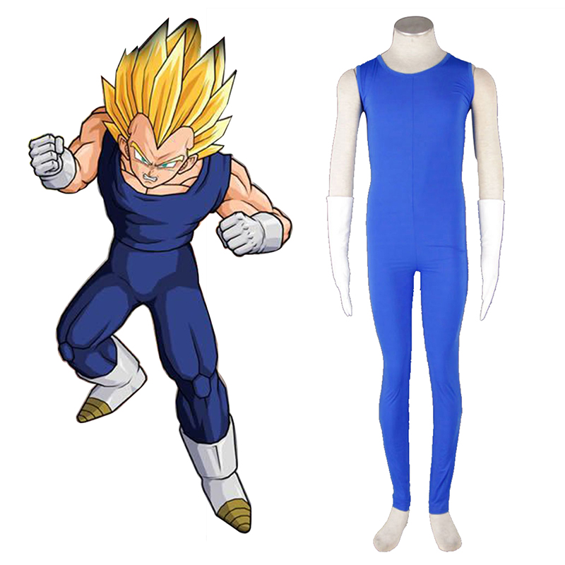 Dragon Ball Vegeta 2 Cosplay Costumes New Zealand Online Store