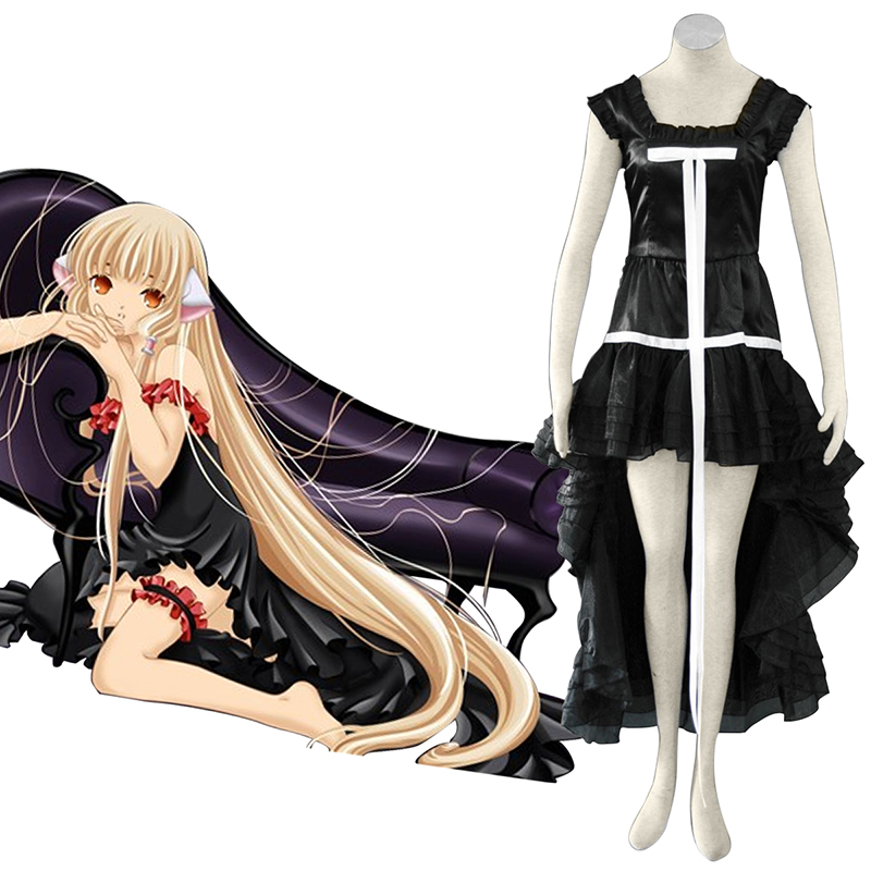 Chobits Chi 1 Cosplay Costumes New Zealand Online Store