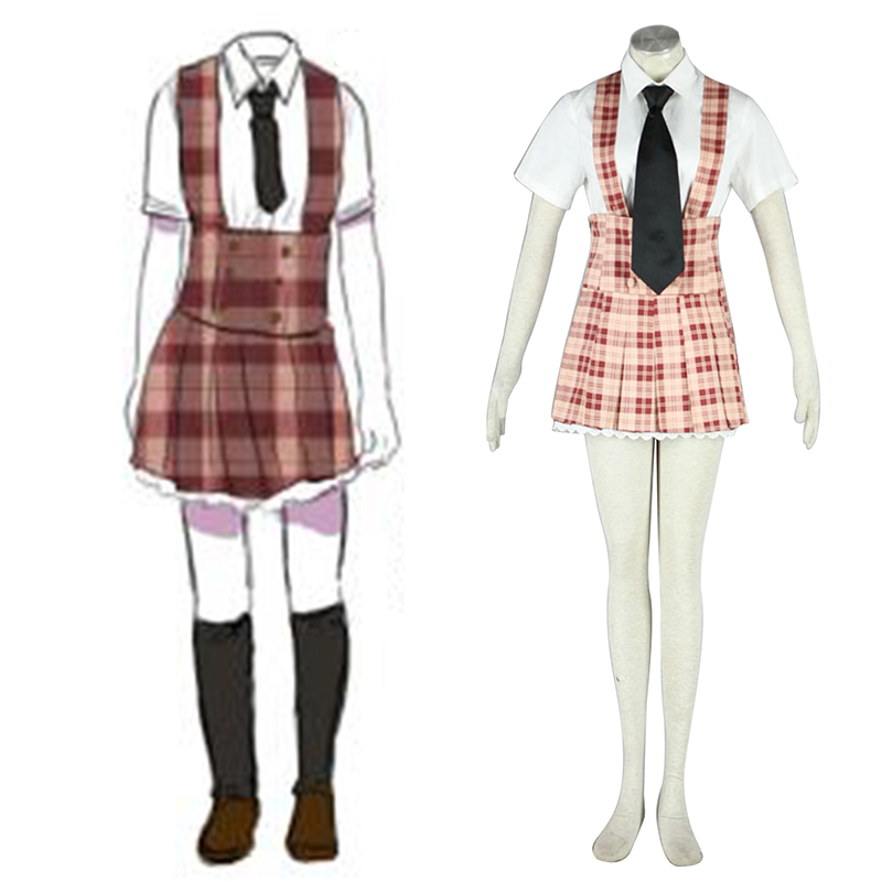 Axis Powers Hetalia Summer Female Uniform 2 Cosplay Costumes New Zealand Online Store