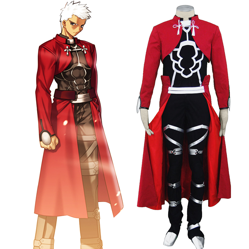 The Holy Grail War Archer Cosplay Costumes New Zealand Online Store