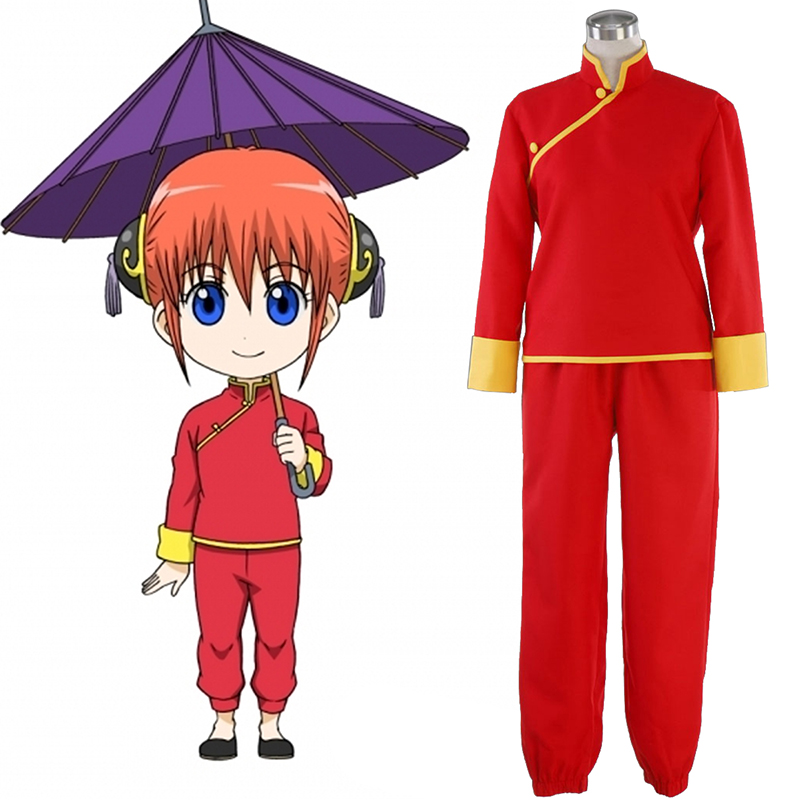 Gin Tama Kagura 5 Cosplay Costumes New Zealand Online Store