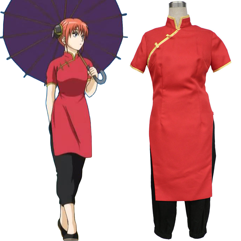 Gin Tama Kagura 7 Cosplay Costumes New Zealand Online Store