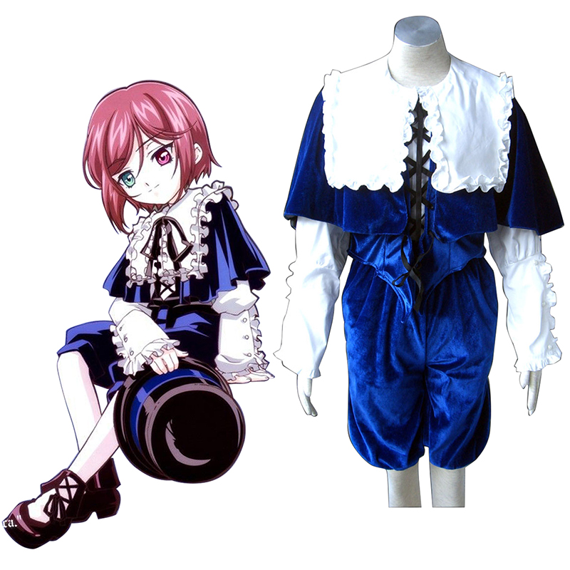 Rozen Maiden Souseiseki Cosplay Costumes New Zealand Online Store