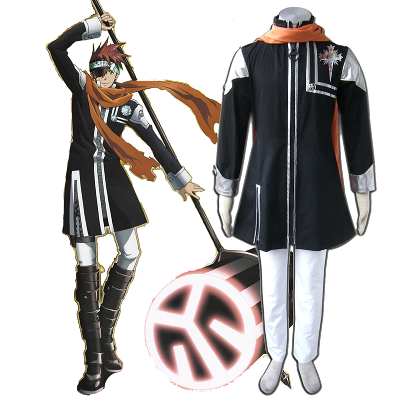 D.Gray-man Lavi 1 Cosplay Costumes New Zealand Online Store