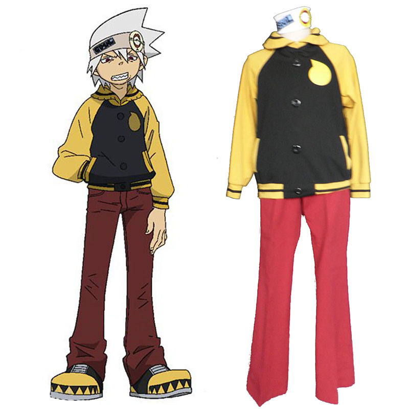 Soul Eater SOUL 1 Cosplay Costumes New Zealand Online Store