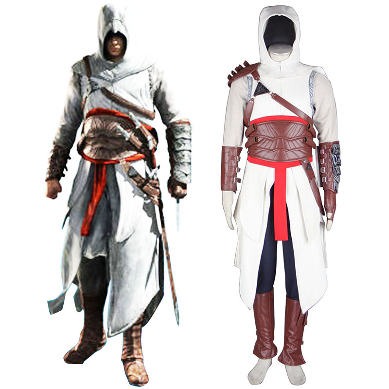 Assassin's Creed Assassin 1 Cosplay Costumes New Zealand Online Store