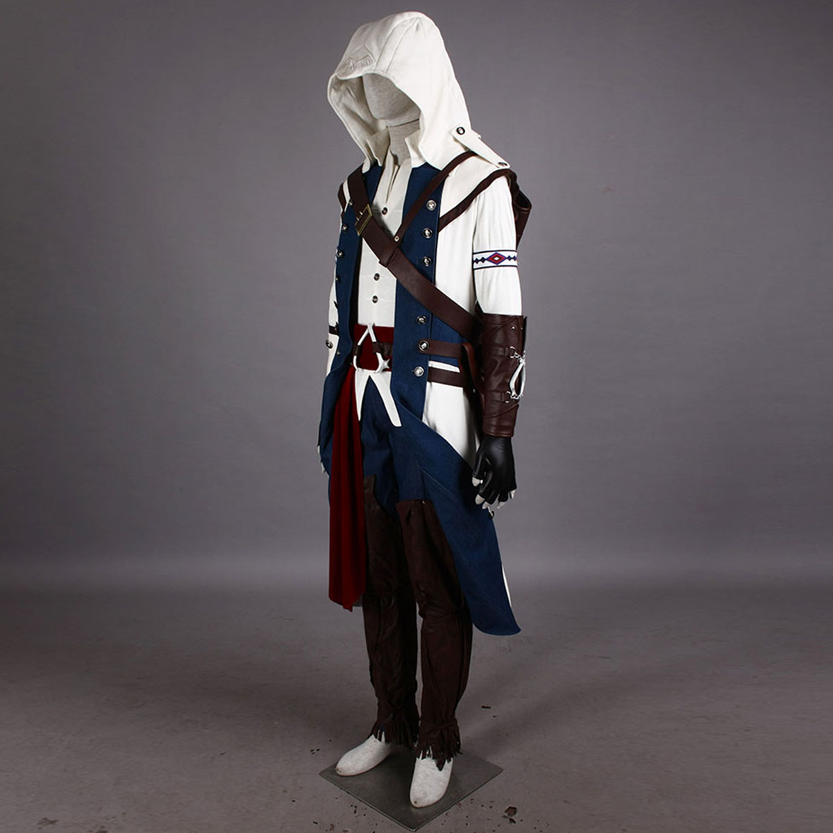 Assassin's Creed III Assassin 8 Cosplay Costumes New Zealand Online Store