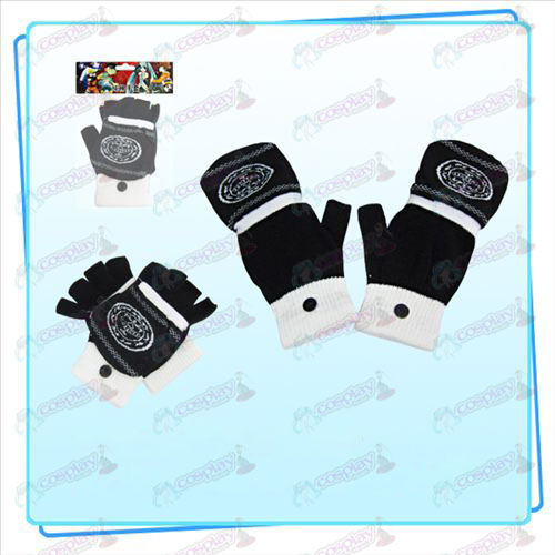 Reborn! Accessories Dual Gloves (black)