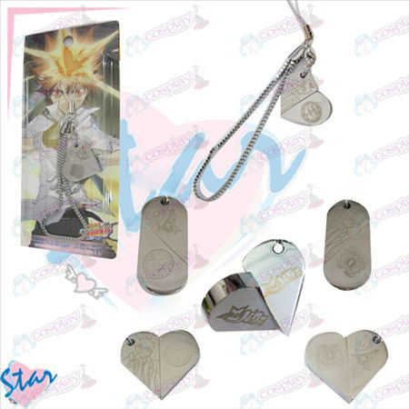 Reborn! Accessories Strap heart-shaped transition