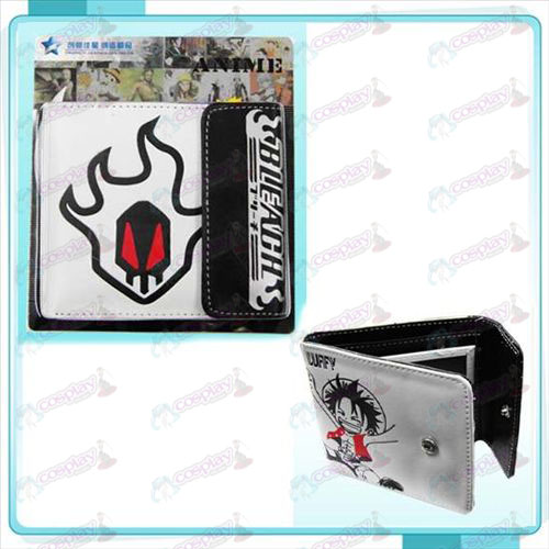 Bleach Accessories imaginary mark snap wallet