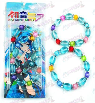 Blister card Hatsune hands chain