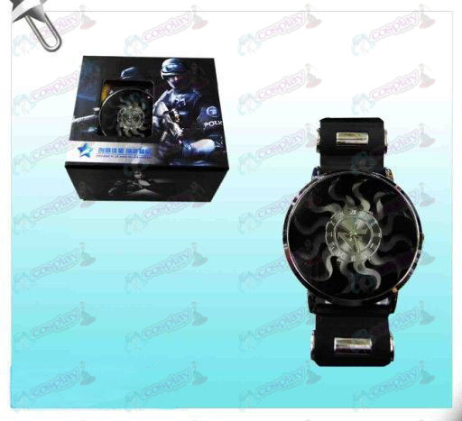 CrossFire Accessories Black watches