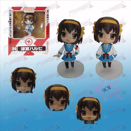 Q-09 # Suzumiya doll hand to do face transplant