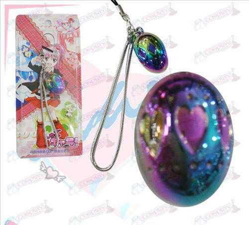 Shugo Chara! Accessories soul egg Strap Symphony - Hearts