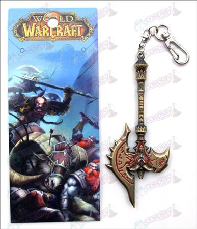 World of Warcraft Accessories clasp knife