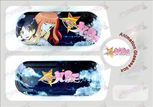 Star-Stealing Girl Accessories Glasses Case