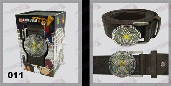 Star-Stealing Girl Accessories Belts 011