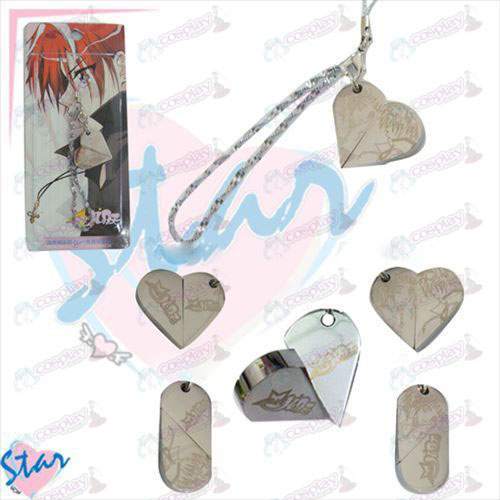 Star-Stealing Girl Accessories Strap heart-shaped transition
