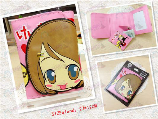 K-On! Accessories small dimensional bulk wallet