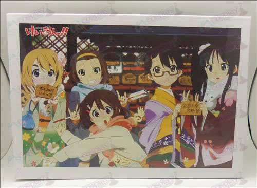 K-On! Accessories puzzle 496
