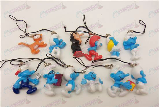 12 The Smurfs Accessories Strap