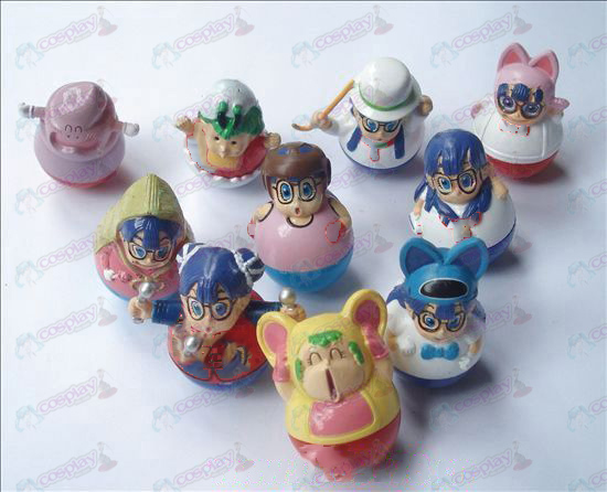 10 Dr. Slump Accessories Tumbler
