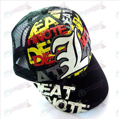 2Death Note Accessories Hats