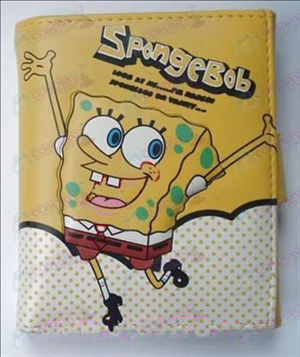 Q version of SpongeBob SquarePants Accessories Avatar wallet (B)