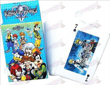 kingdom Hearts Accessories Poker 1