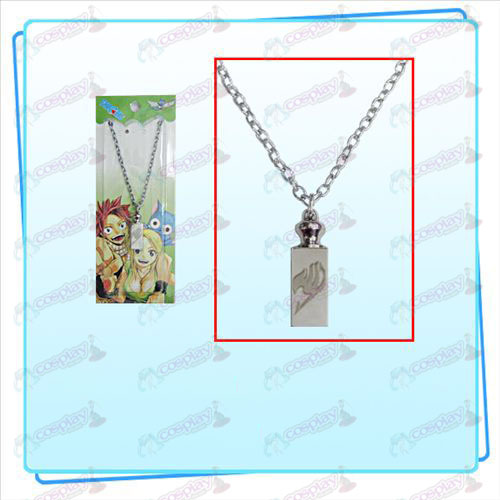 Fairy Tail Accessories weights necklace