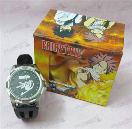 Fairy Tail Accessories Scale Watch - Black