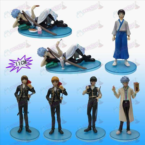 3rd generation base 7 of the Gin Tama Accessories Doll