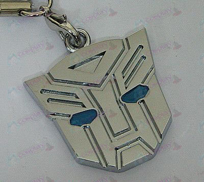 Transformers Accessories Autobots machine rope - blue oil - white