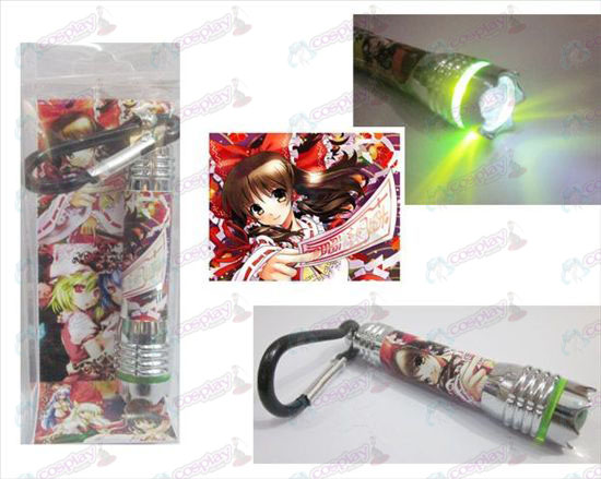 Oriental mini flashlight