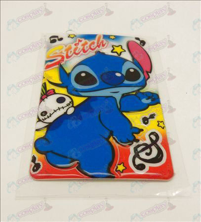 Waterproof degaussing card affixed (Lilo & Stitch Accessories)