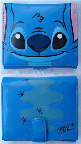 Q version of Lilo & Stitch Accessories Avatar wallet