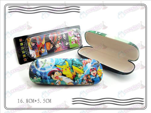 Pokemon glasses case