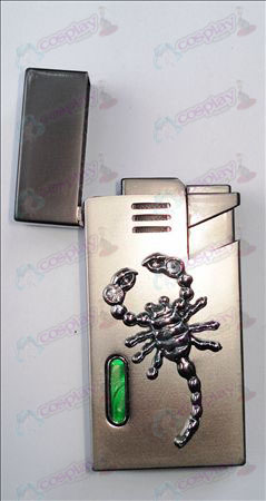 Saint Seiya Accessories A scorpion windproof lighter
