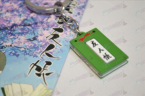 Natsume's Book of Friends Accessories Keyring
