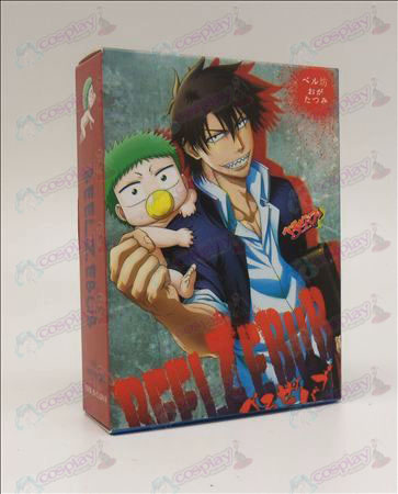 Hardcover edition of Poker (Beelzebub Accessories)