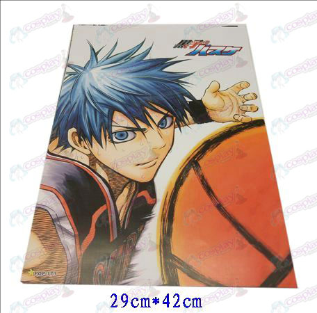 42 * 29cmkuroko's Basketball Accessories embossed posters (8 / set)